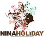 nina holiday logo